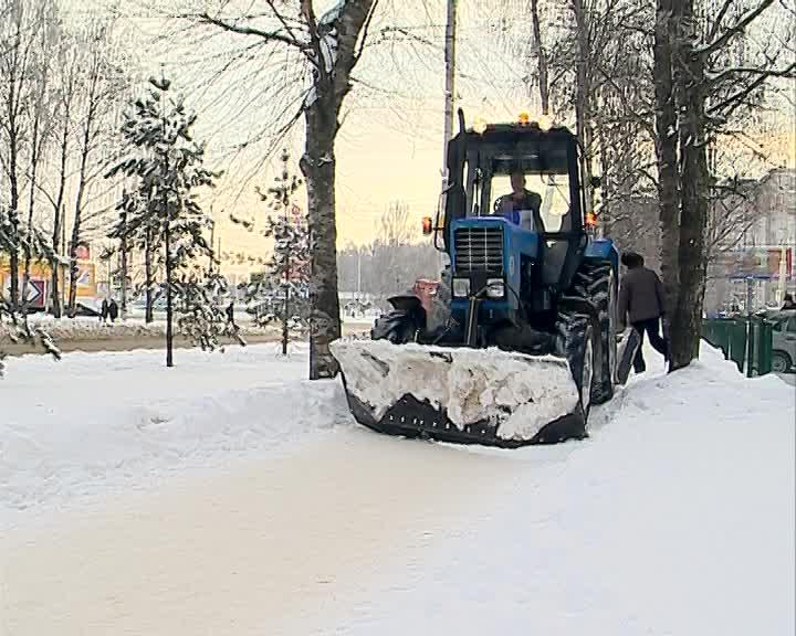 В Костромскую область поступило 27 дорожных машин