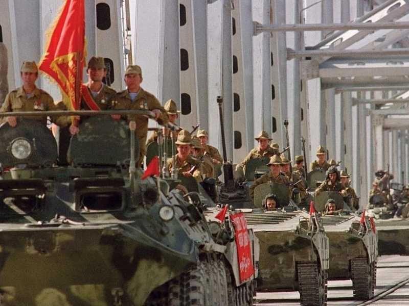 В Костроме отметят 30-летие вывода Советских войск из Афганистана