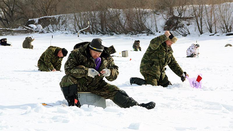 Костромичей приглашают принять участие в чемпионате зимней рыбалки «Весенняя мормышка – 2019»