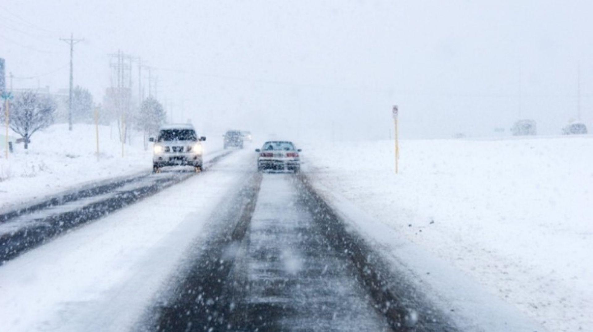 В Костромской области ожидается мокрый снег и гололед