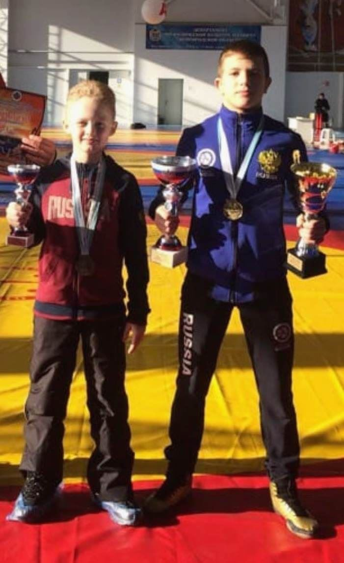 Костромские спортсмены успешно выступили  на  всероссийских соревнованиях по вольной борьбе