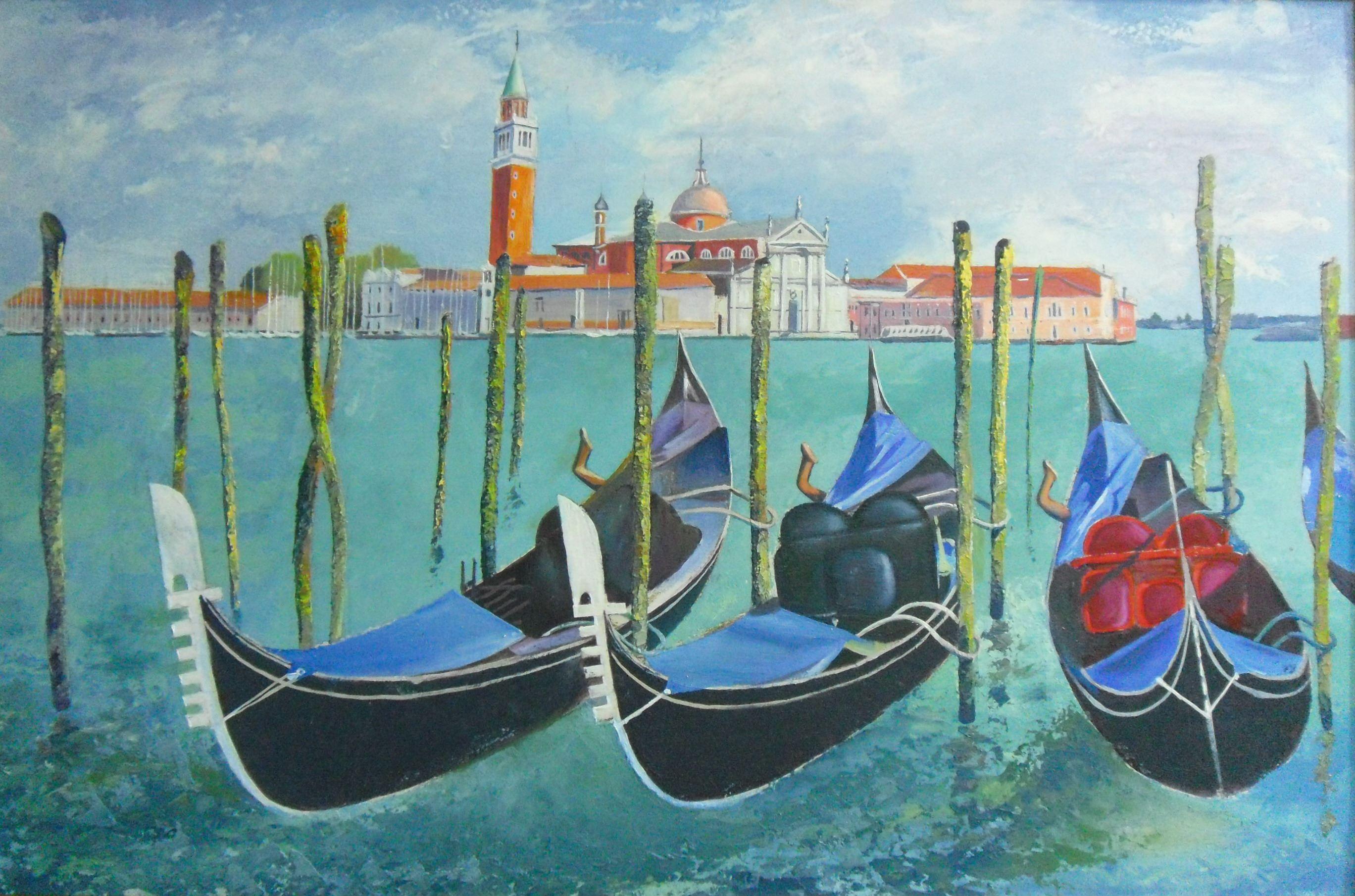 В Костроме открывается выставка Геннадия Морозова
