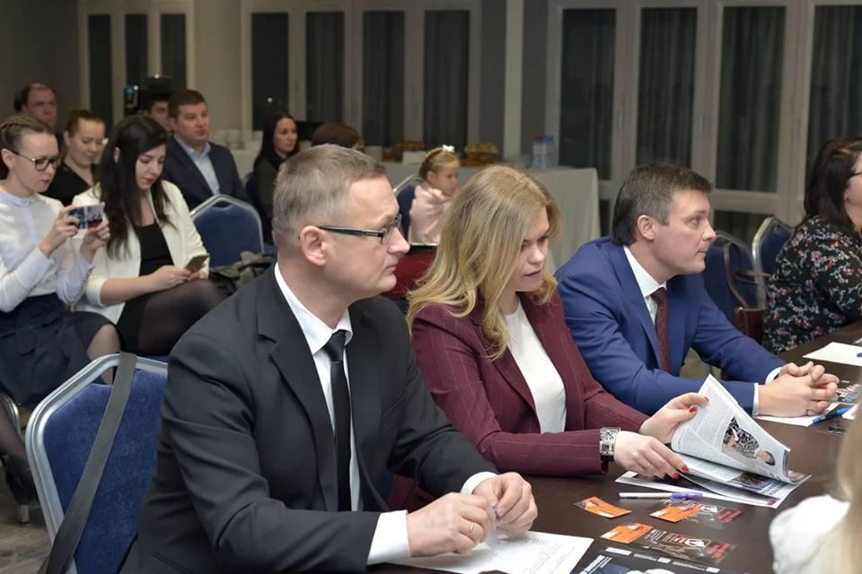 В Костроме прошел первый бизнес-завтрак участников проекта «Точка роста – 2019»
