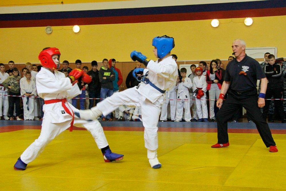 В Костроме прошел открытый детский областной турнир по армейскому рукопашному бою