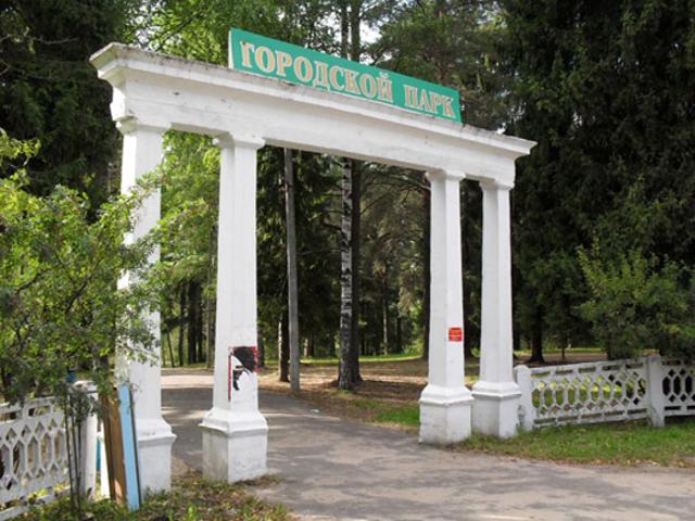 В Шарье выбирают название для городского парка