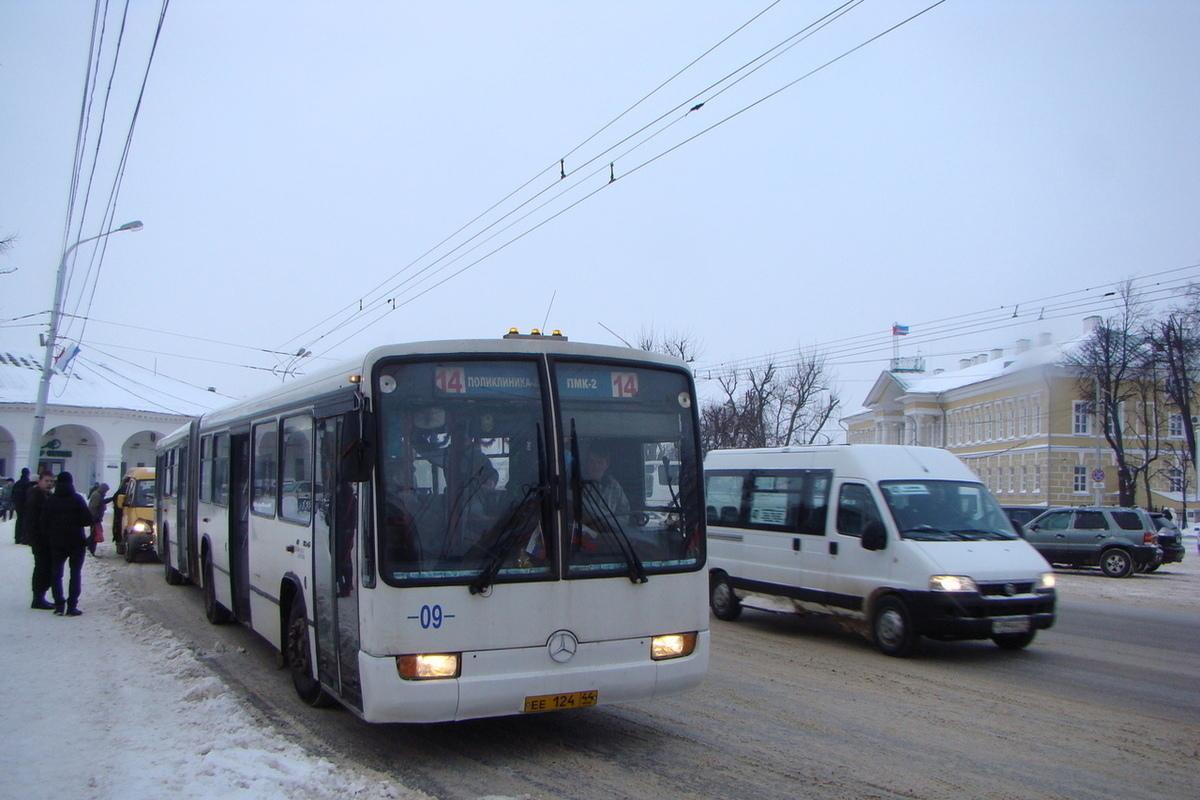 В воскресенье в Костроме на маршруты выйдут дополнительные автобусы и троллейбусы.