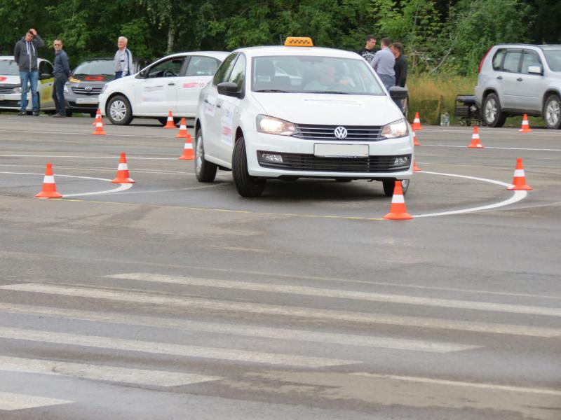 В Костроме пройдет конкурс на лучшего водителя такси