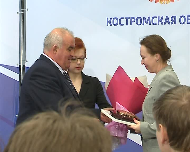 Журналист ТК «Русь» Светлана Спиркова стала победителем конкурса «Барометр» на призы губернатора Костромской области