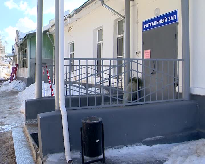 Работу костромского морга начала проверять специальная комиссия
