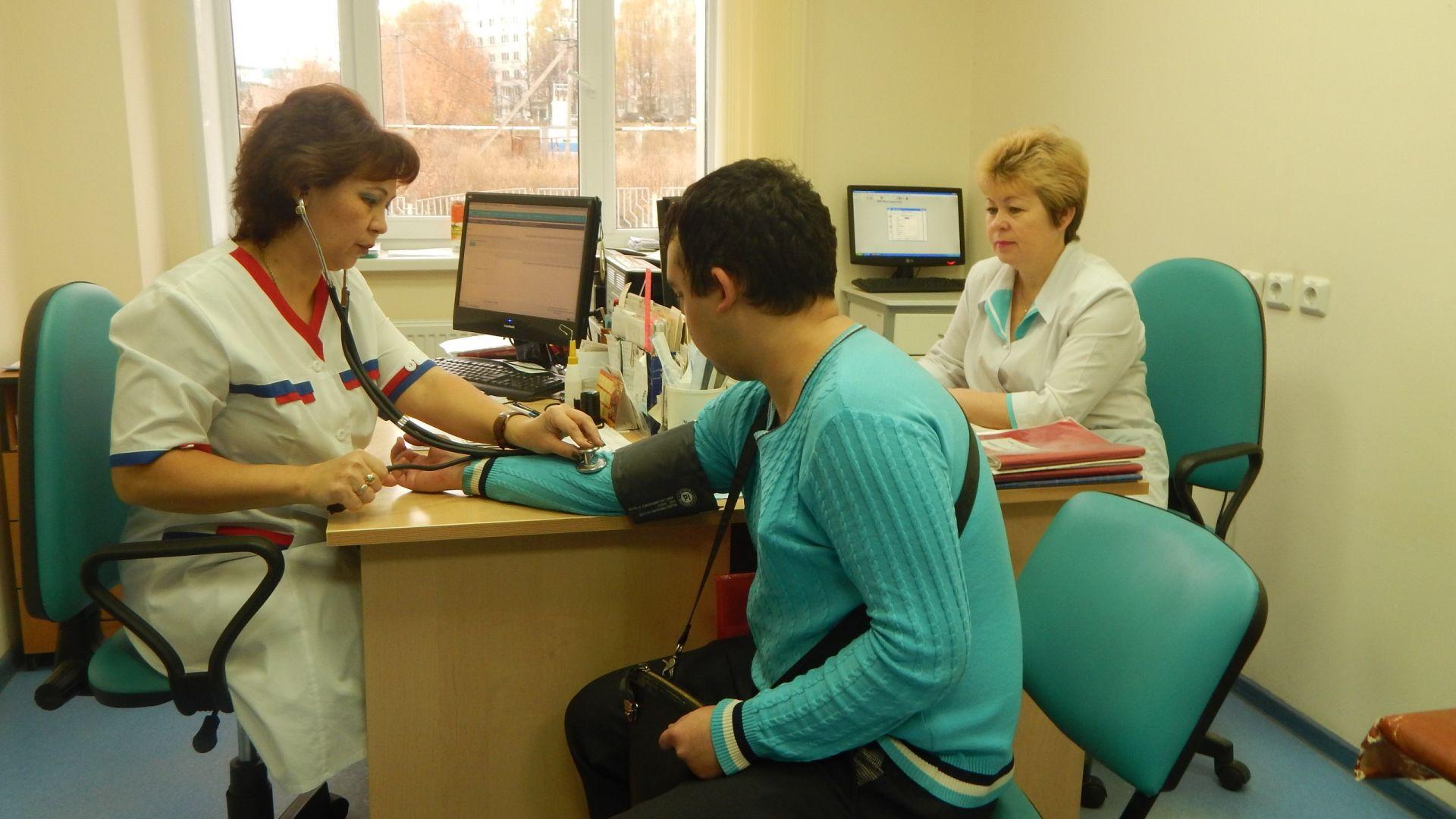 Костромичи могут пройти бесплатное медицинское обследование
