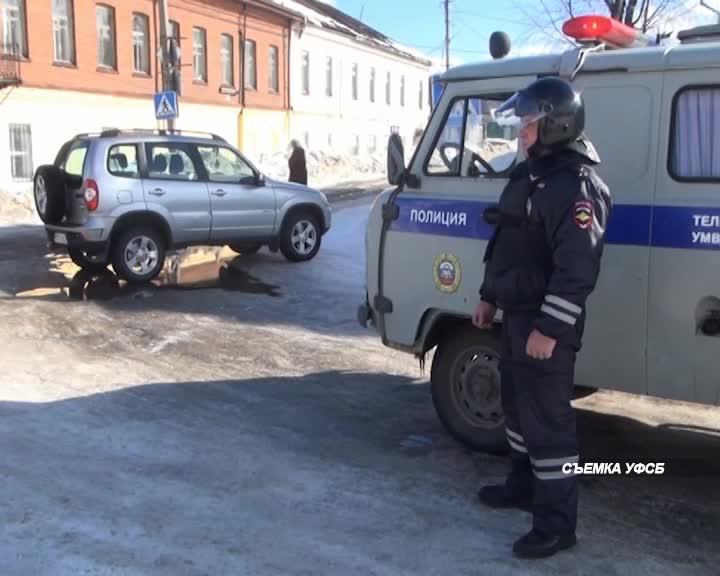 В Костромской области прошли командно-штабные учения силовиков