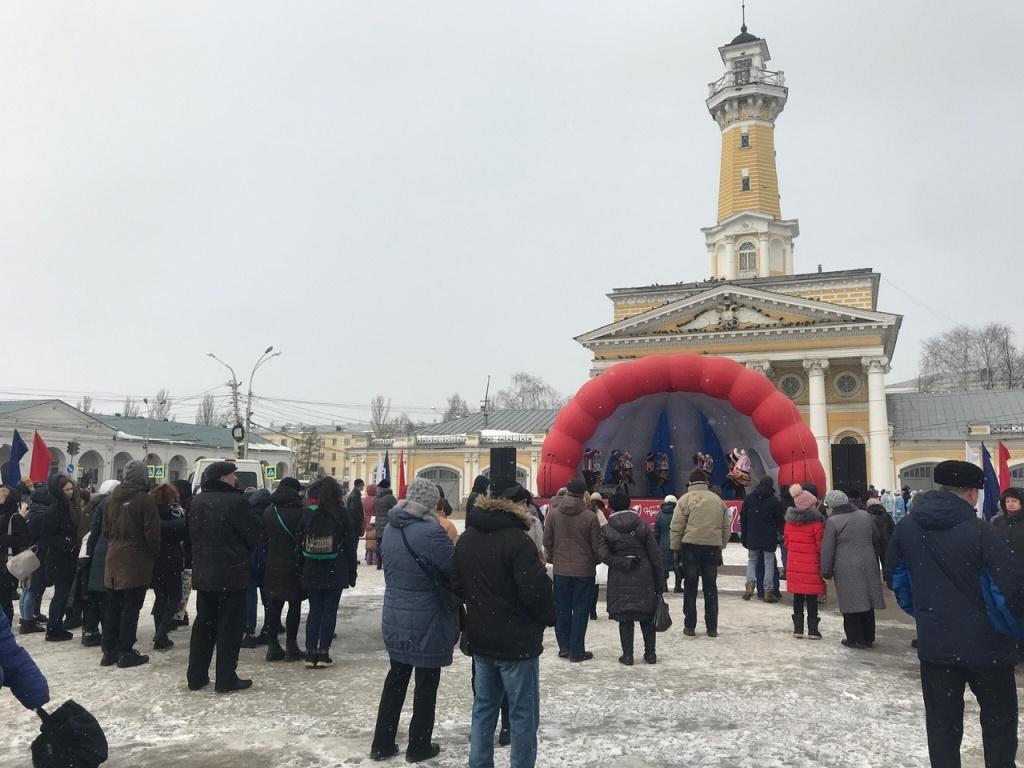 «Крымская весна» ждёт всех костромичей и гостей города