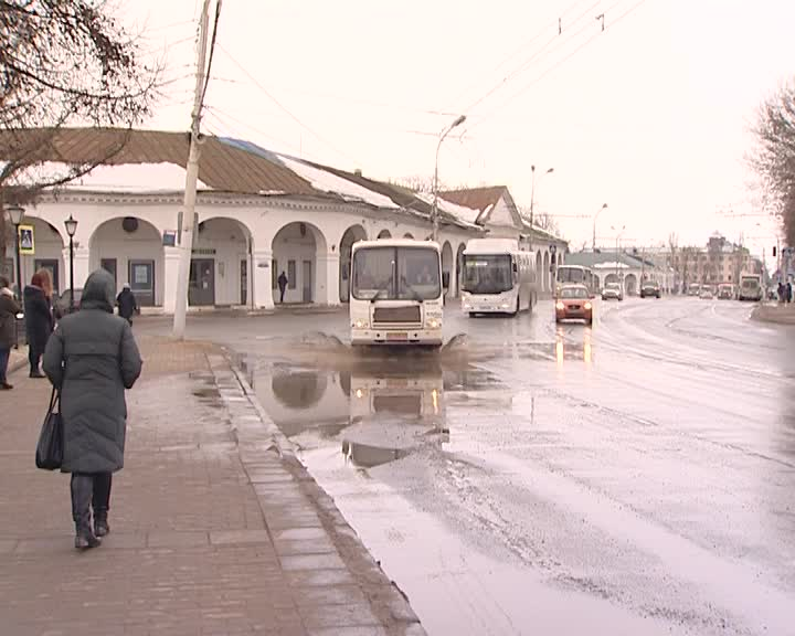 В Костроме вышли на линию новые автобусы на газомоторном топливе