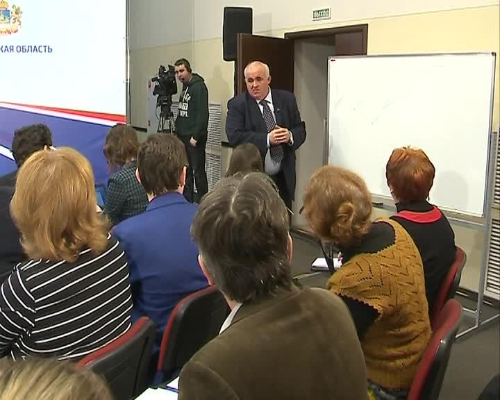 18 марта в эфире ТК «Русь» смотрите телеверсию пресс-конференции главы Костромской области Сергея Ситникова