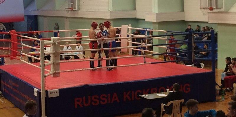 Костромич Константин Калинин стал победителем Первенства и Чемпионата Центрального Федерального округа по кикбоксингу
