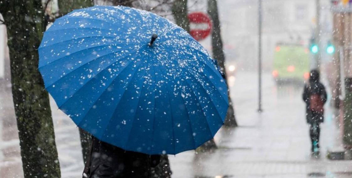 В Костромской области ожидаются сильный ветер и мокрый снег