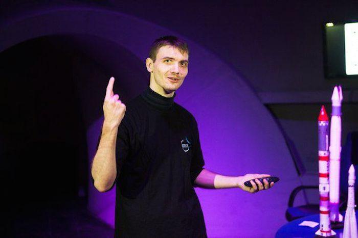 Костромская область. Известный научный блогер Виталий Егоров расскажет костромичам, как стать космонавтом