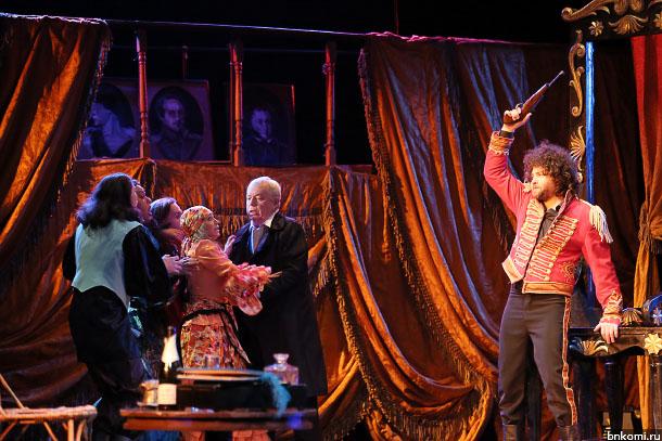 Костромской камерный драматический театр отправляется на гастроли