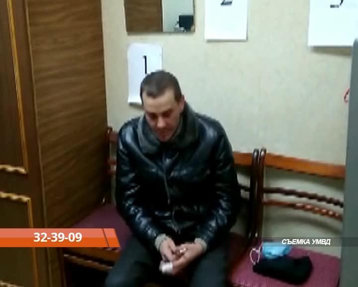 Сотрудники уголовного розыска задержали в Костроме подозреваемого в совершении серии карманных краж