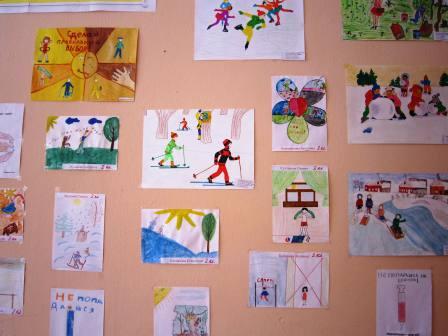 В Костромской области стартовал конкурс рисунков «Детство без наркотиков»