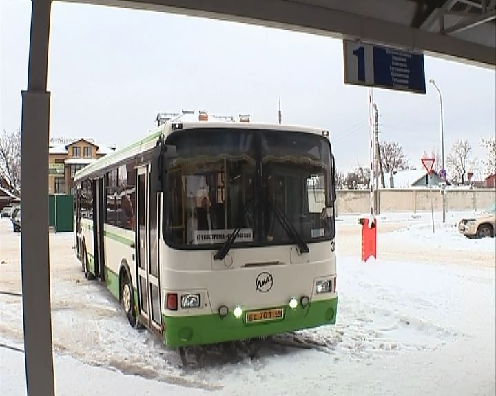 В Костроме пригородные автобусы перешли на летнее расписание