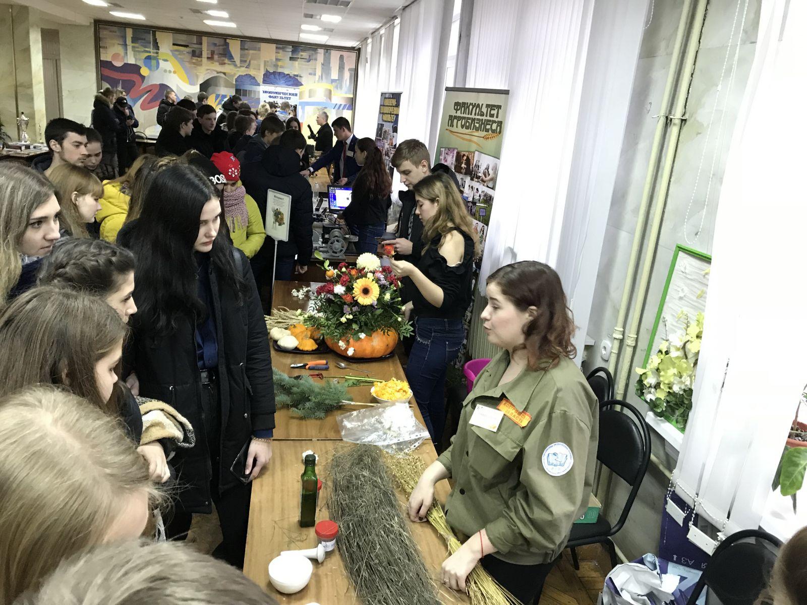 Сегодня в Костромской сельскохозяйственной академии пройдёт день открытых дверей для старшеклассников
