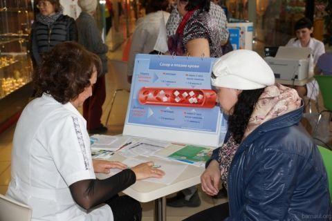 Сегодня в Костроме состоится акция в рамках Всемирного дня здоровья