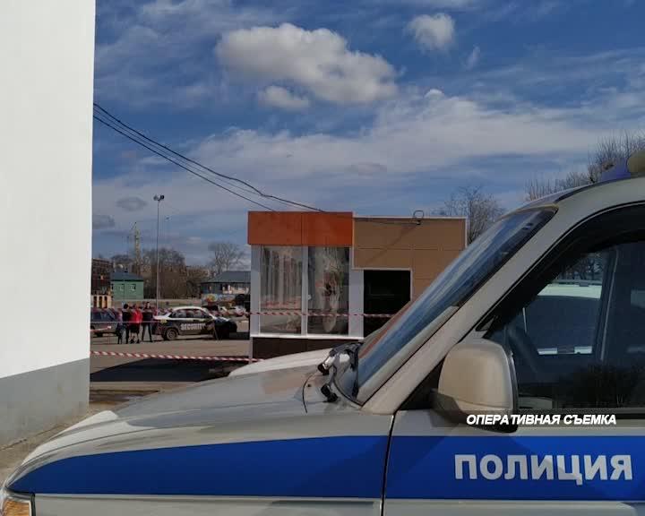 В Костроме у торгового центра был обнаружен подозрительный предмет