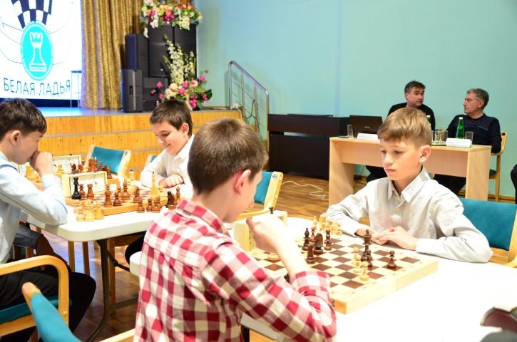 """В Костроме подводят итоги шахматного турнира """"Белая ладья"""""""