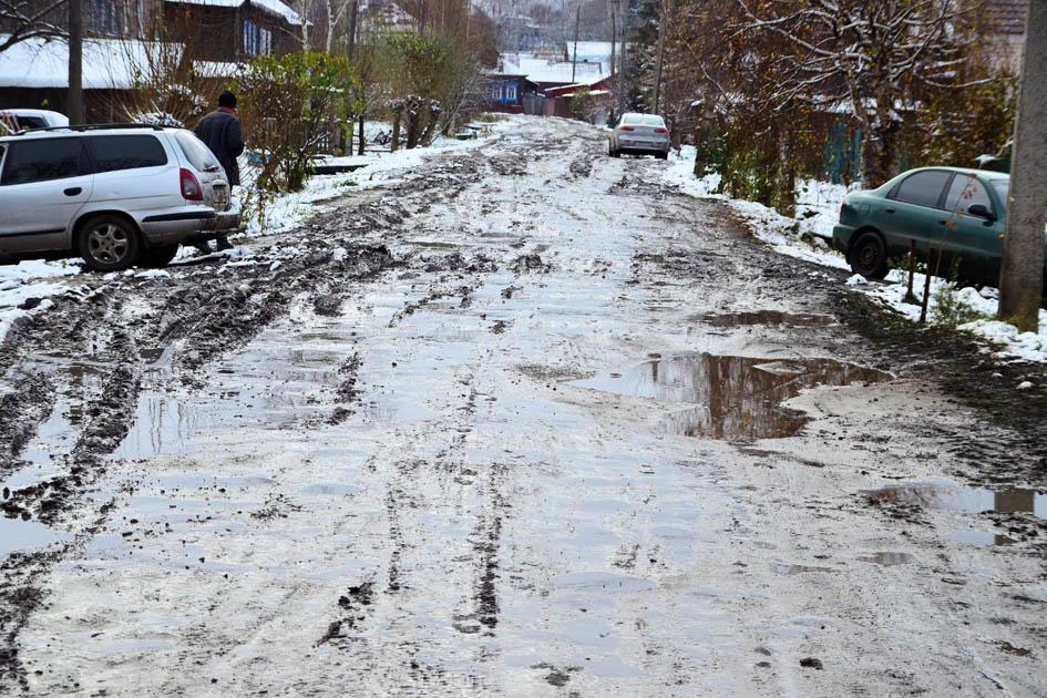 В городе Галич Костромской области на ремонт дорог потратят 17 миллионов рублей