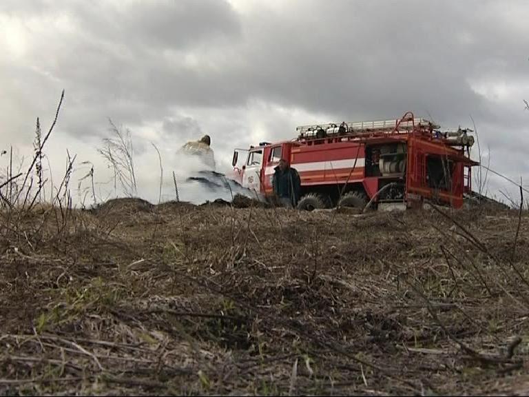 В Костромской области начался пожароопасный сезон