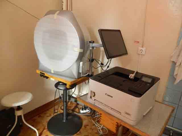 В городе Шарье Костромской области в детскую поликлинику поступило новое оборудование