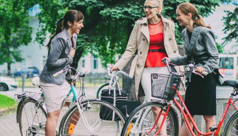 Костромичей приглашают присоединиться к всероссийской акции «На работу на велосипеде»