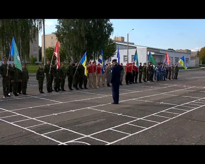 В Костроме стартовала военно-спортивная смена «Юный патриот»