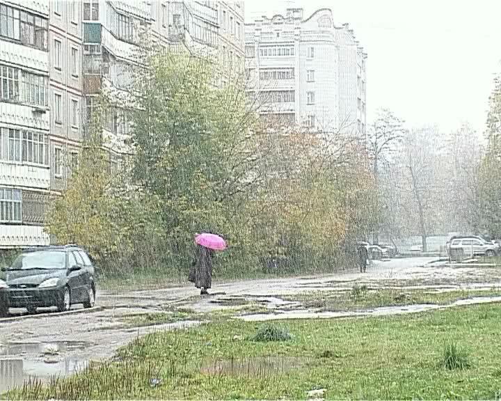 Костромскую область ждет «бабья зима»