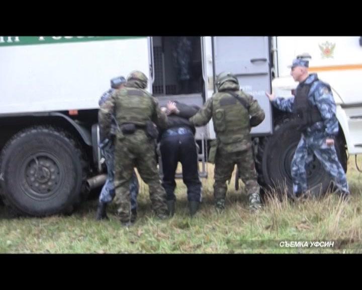 В Костромской области прошли учения сотрудников УФСИН
