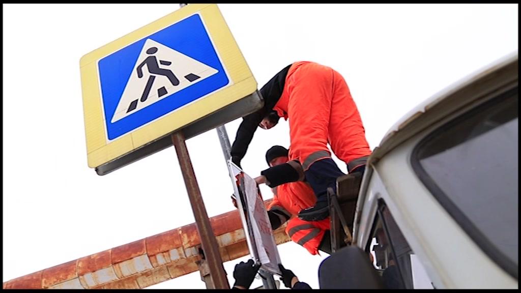 В рамках нацпроекта «Безопасные и качественные автодороги» в Костроме появился еще один электронный регулировщик