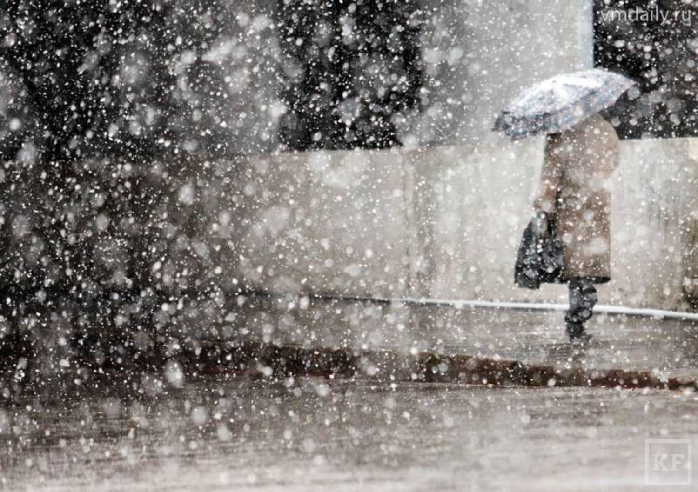 Жителей Костромской области предупреждают о неблагоприятных погодных условиях