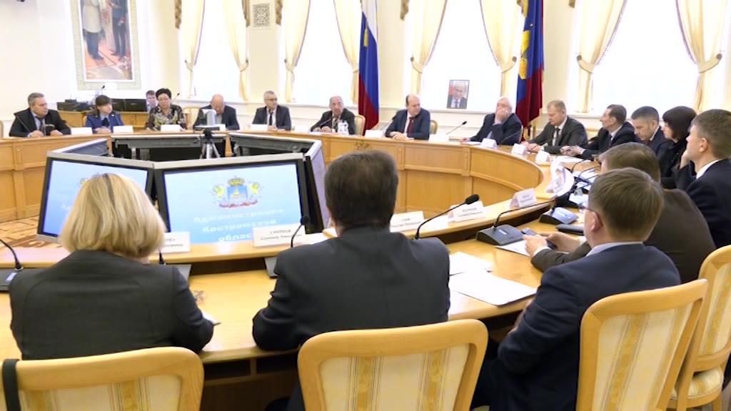 Итоги двухдневной работы комиссии общественной палаты России подвели в администрации региона