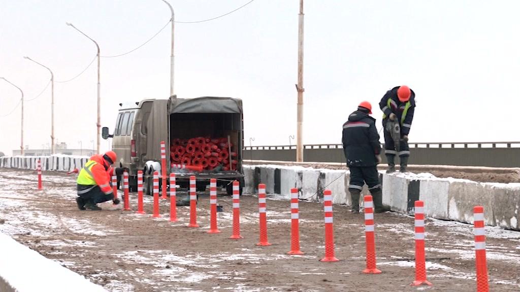 Мост через р. Кострома закроют для проезда