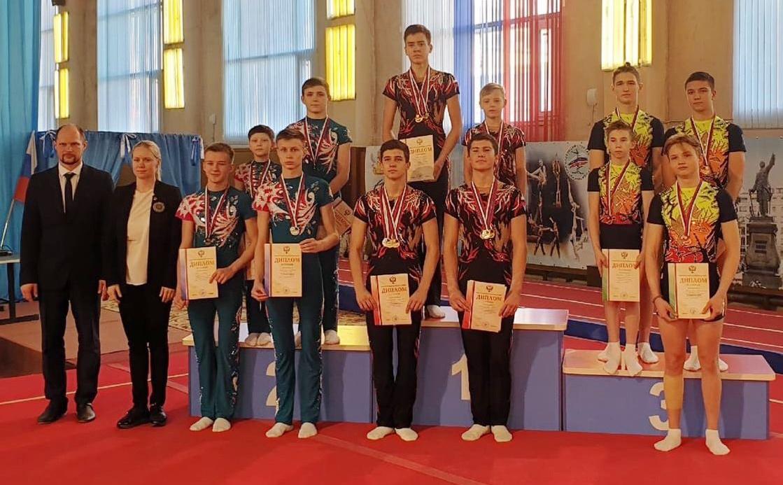 Семь наград привезли гимнасты Костромской области с Чемпионата и Первенства Центрального федерального округа