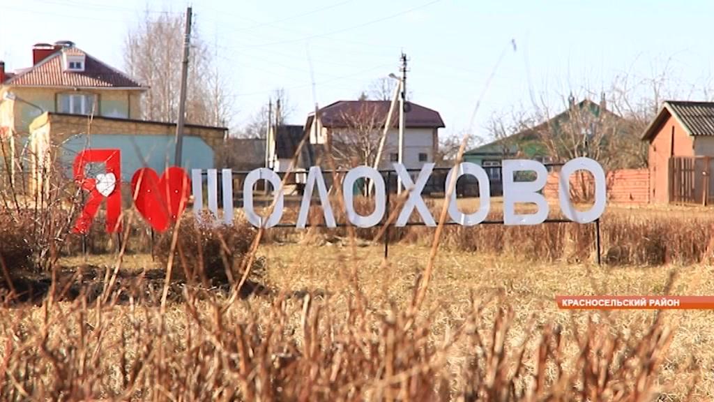 Жители д.Шолохово Костромской области готовы и дальше благоустраивать свой общий дом