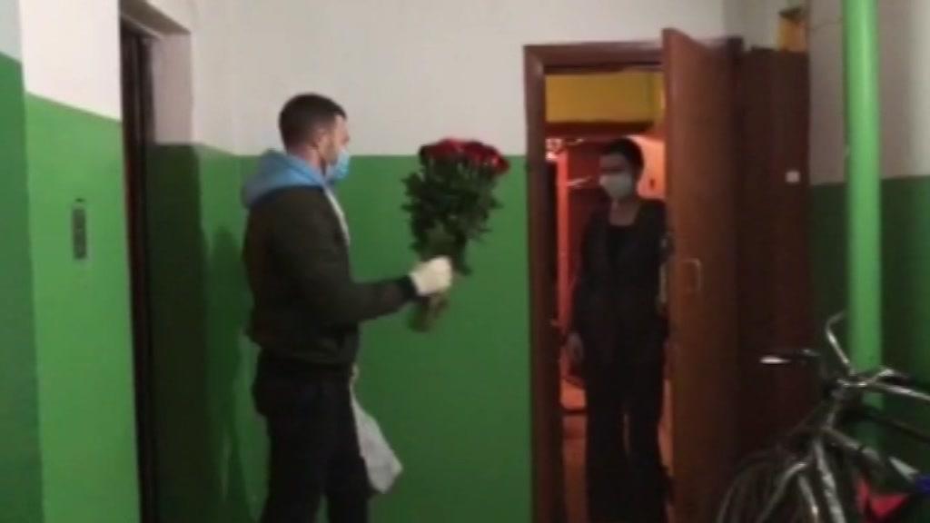 «Миллион» алых роз на карантине