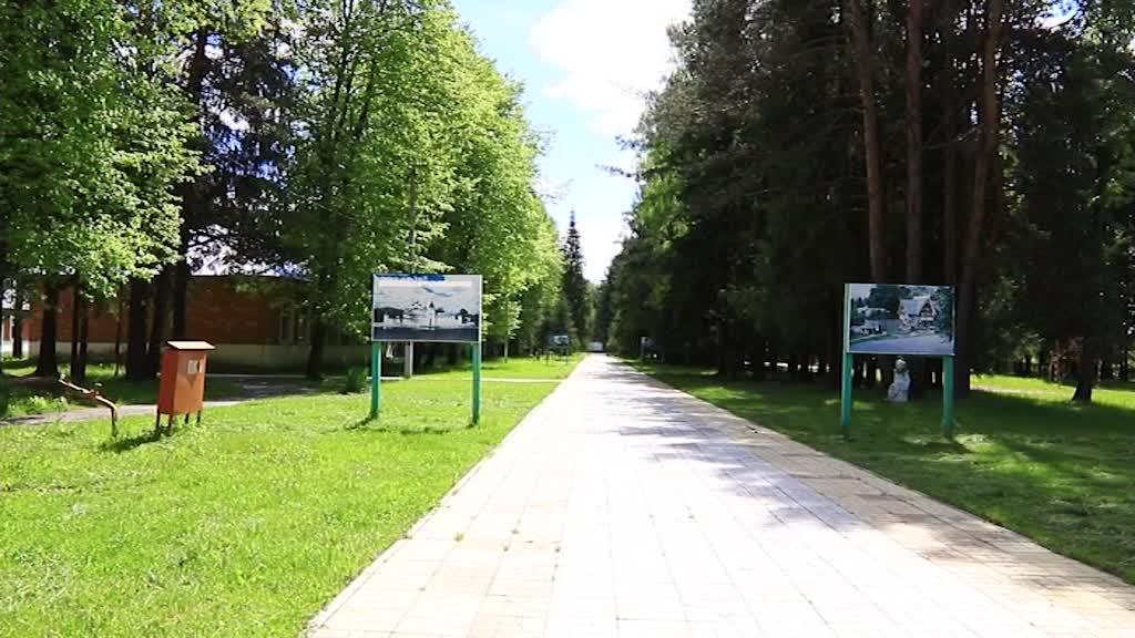 Сегодня губернатор Сергей Ситников побывал в лагере имени Беленогова