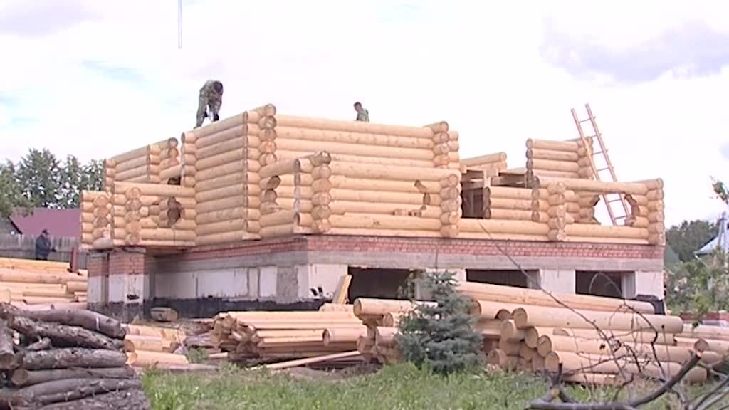 Сельские врачи смогут купить древесину со скидкой