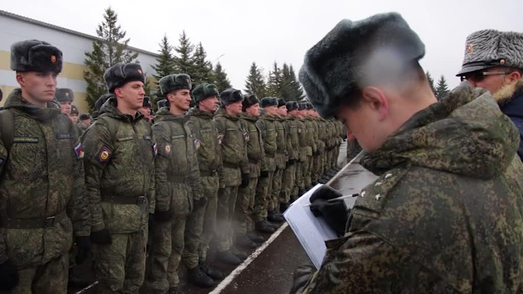 Костромские десантники отправились на подготовку к параду Победы