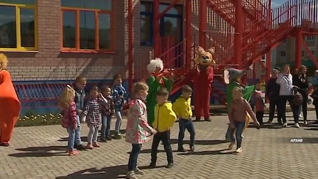 Более 5 тысяч мест создано для малышей в детских садах Костромской области