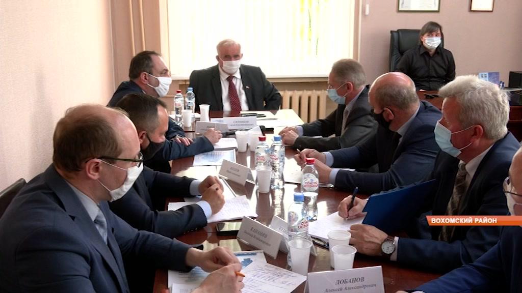 Новый мощный импульс для развития северо-востока Костромской области