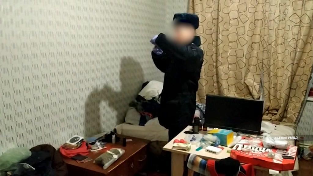 Костромские полицейские ликвидировали подпольный наркомагазин