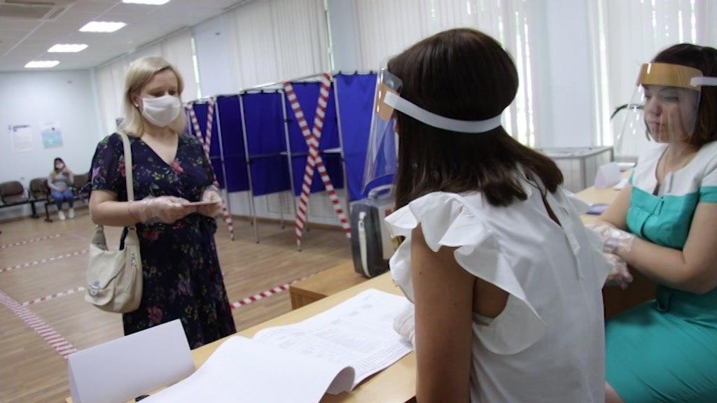 Более 137 тысяч костромичей проголосовали по поправкам в Конституцию